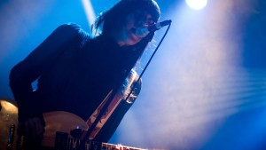 Brooklyn, Sweden: Blonde Redhead - Debaser Medis, Stockholm 120831