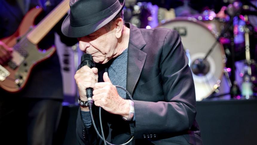 Leonard Cohen: Gamla Ullevi, Göteborg