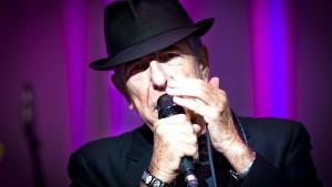 Leonard Cohen - Gamla Ullevi, Göteborg, 120831