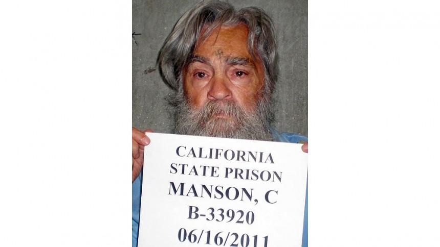Morddömde Charles Manson tillbaka