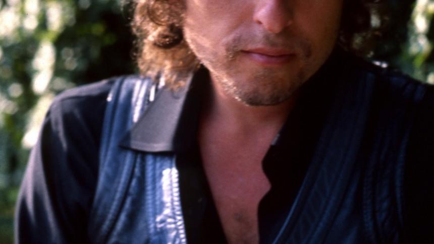Gigantiskt upprop, vinyl-uppror, Bob Dylan-besök