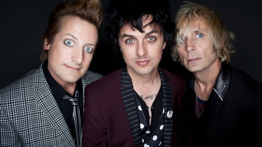 "Green Day: ""epic as fuck"""