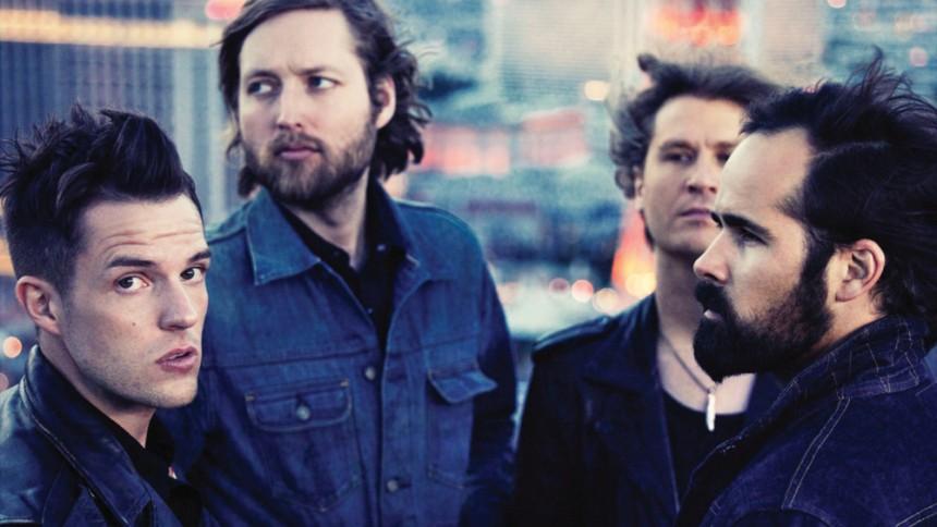 The Killers samlar sig med två färska spår