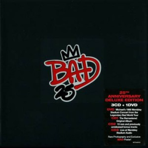 Michael Jackson: Bad - 25th Anniversary (Deluxe)