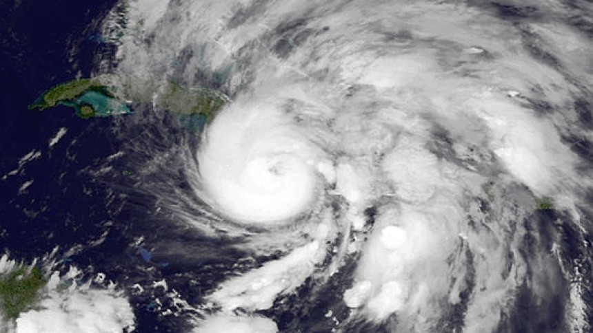 Orkanen Sandy gäckar musikbranschen