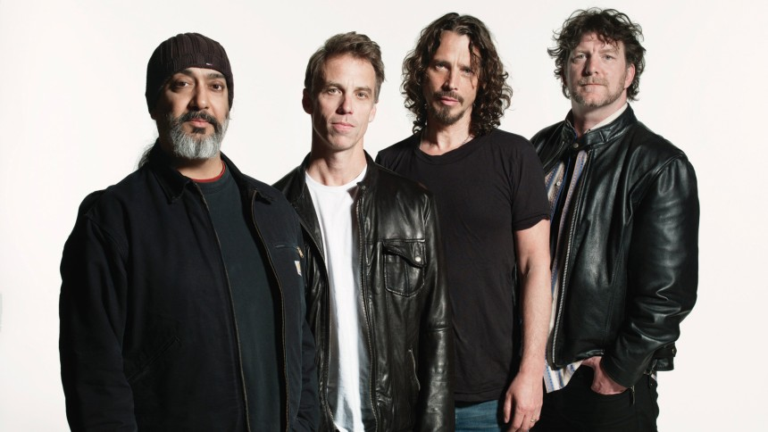 Soundgarden till Sverige