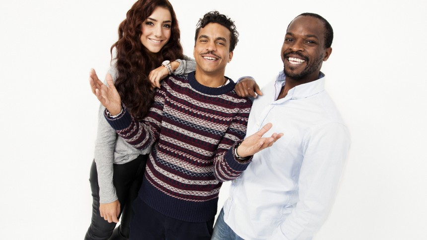De leder Musikhjälpen 2012