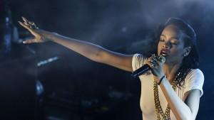 Rihanna - Berns, Stockholm, 121116