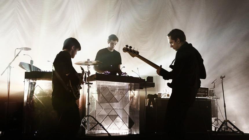 The xx startar festival