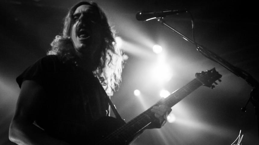 Opeth inleder Europaturné i Sverige