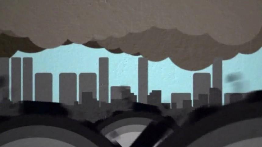 VIDEOPREMIÄR: The Bristles – The End