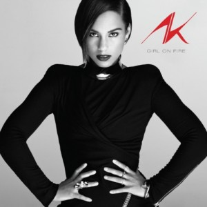 Alicia Keys: Girl On Fire