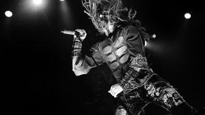 Marilyn Manson och Rob Zombie - Hovet, Stockholm, 121205