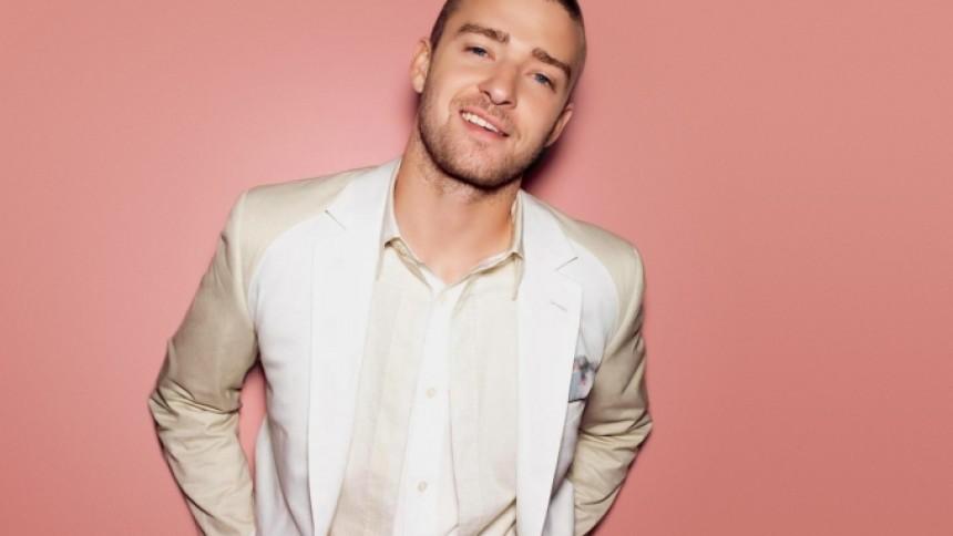 Justin Timberlake är tillbaka