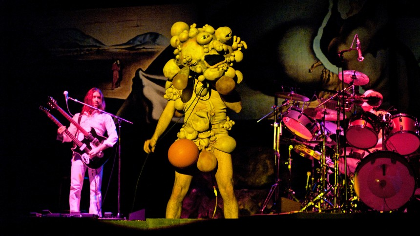 The Musical Box - Premieres a Genesis Extravaganza