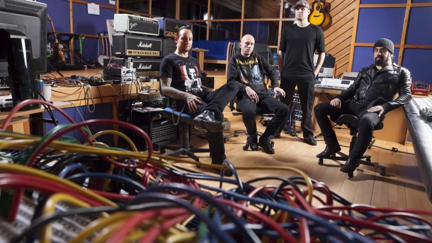 Ny gitarrist i Volbeat