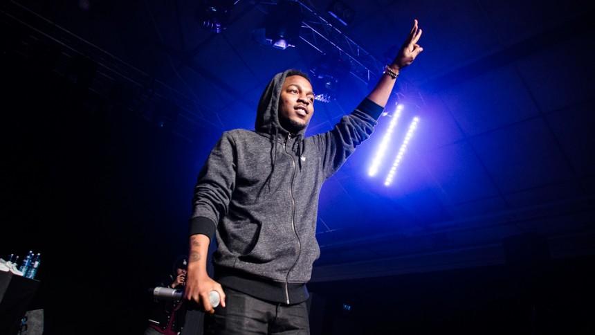 Kendrick Lamar: Arena, Roskilde Festival