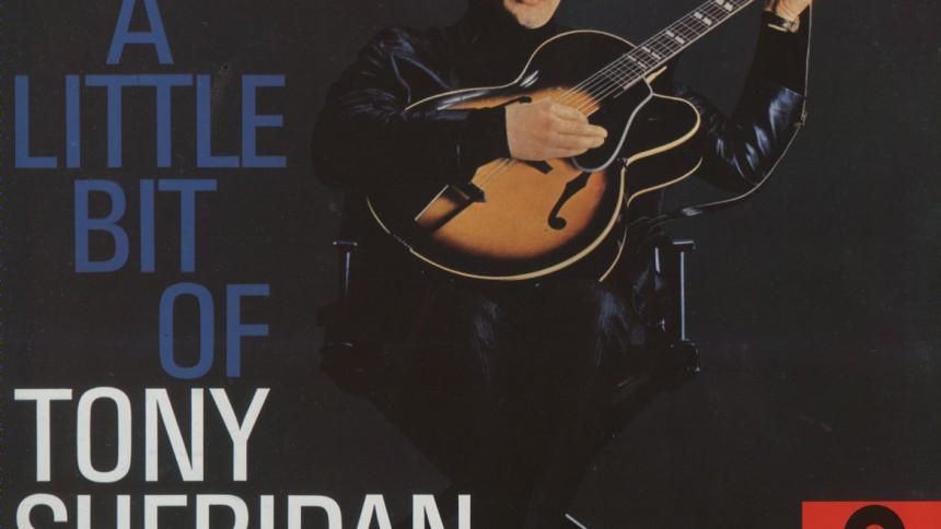 Vi minns Tony Sheridan
