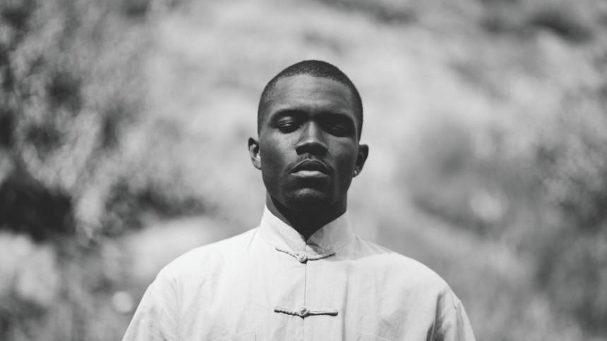Hör nytt material med Frank Ocean