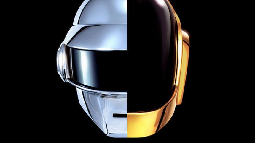 Fans crashade Daft Punks hemsida