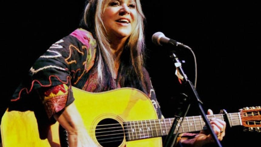 Folksångerska till Peace & Love