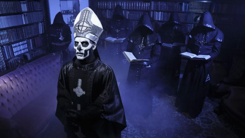 Ghost vill skapa masspsykos