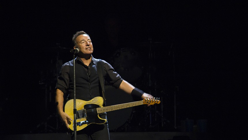 Bruce Springsteen & The E Street Band: Friends Arena, Stockholm
