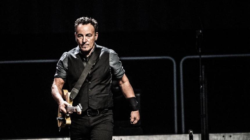 Springsteen gör tre spelningar i Sverige