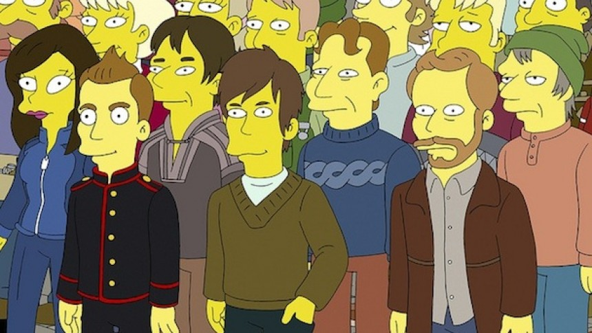 Sigur Rós till The Simpsons
