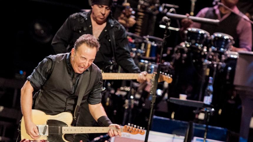 Österrikisk media: Bruce Springsteen till Sverige