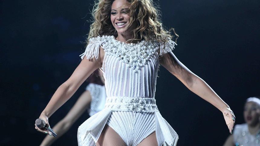 Beyoncé: Globen, Stockholm