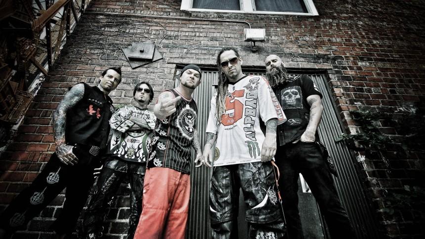 Five Finger Death Punch: Sweden Rock