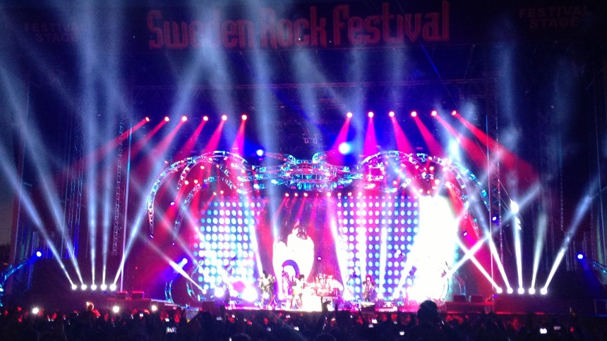 Kiss: Sweden Rock