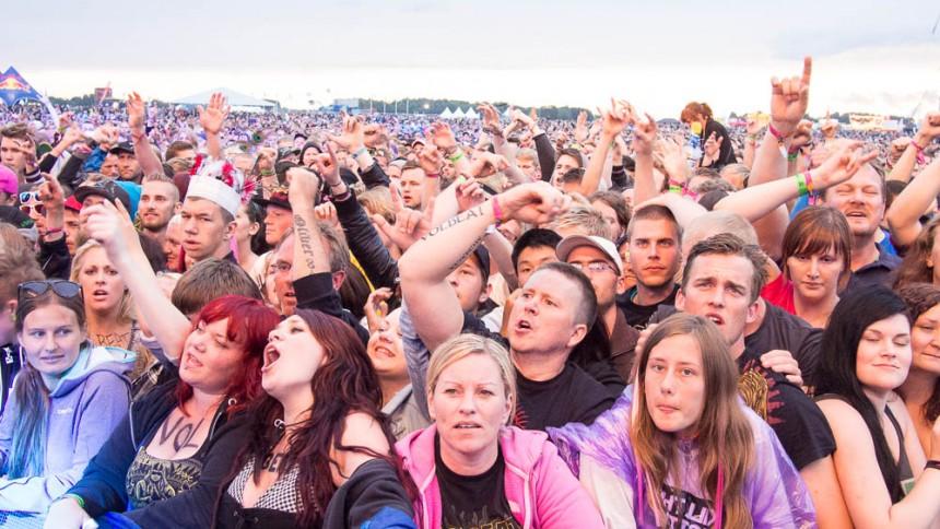 Här är Sveriges största festivaler – på Facebook
