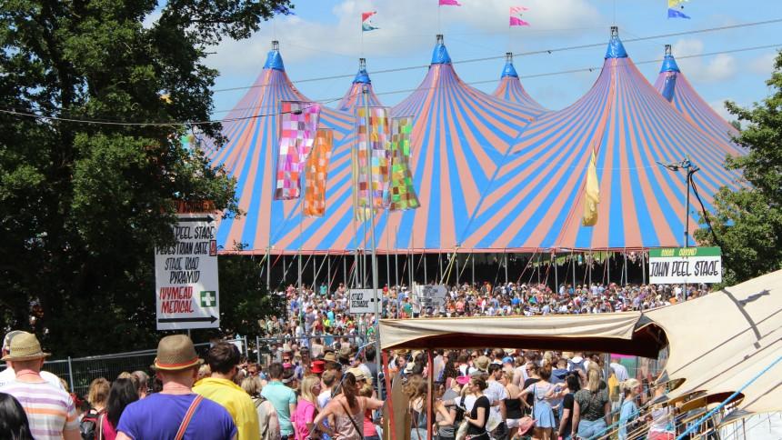 Bisarr bokning ryktas till gigantisk festival