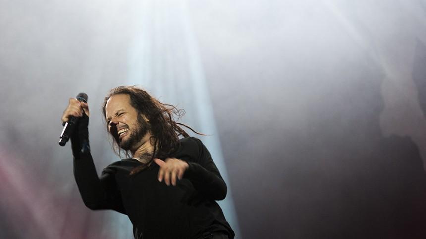 Korn: Metaltown, Göteborg