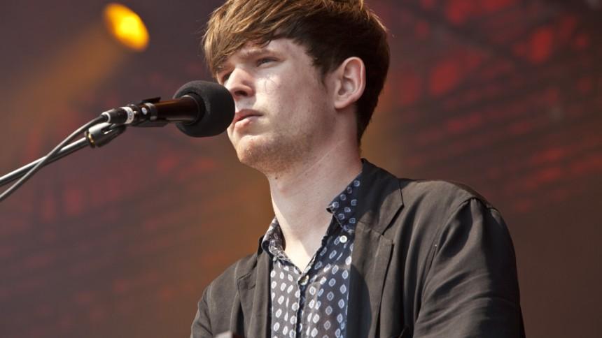 James Blake: Orange, Roskilde Festival