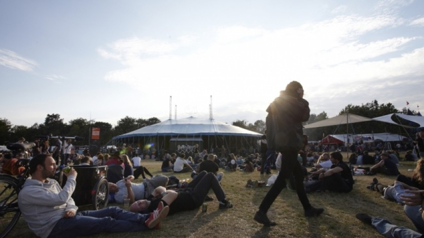Festivalbesökarnas kiss blir öl