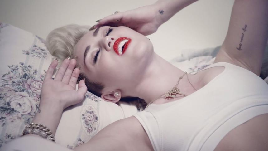 Miley Cyrus slår tillbaka mot kritiken