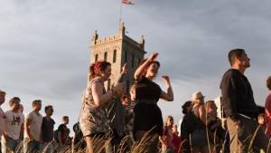 Slottsfjell Festivalen 2013