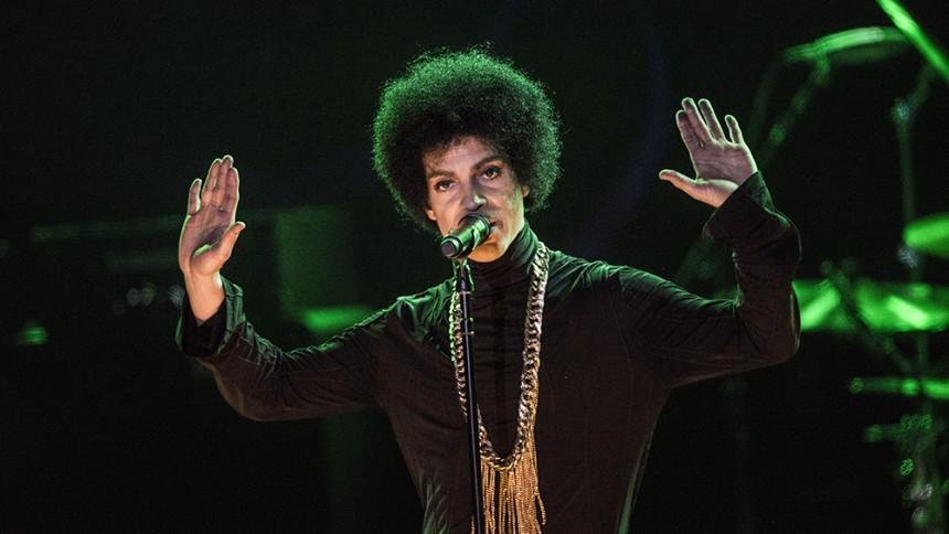 Så var Prince sista spelning i Sverige