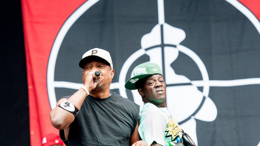 Hiphop-legendarer till Sverige