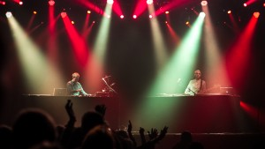 Disclosure - Way Out West, Linné, 130810