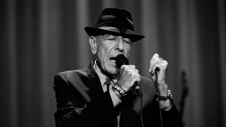 Postumt album från Leonard Cohen på väg – hör ett första smakprov