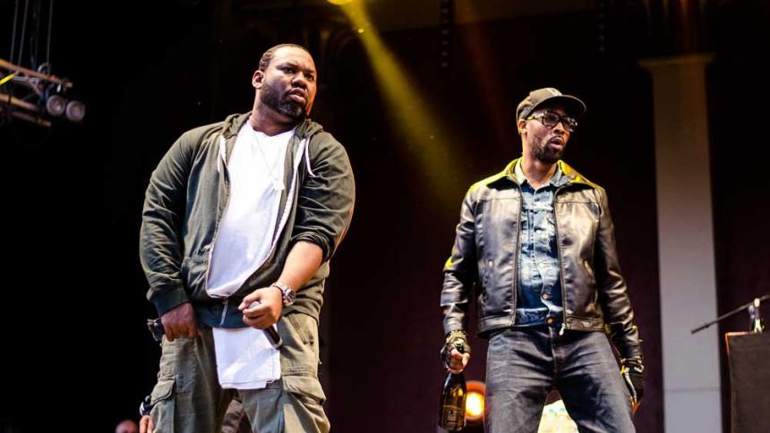 Bråvalla släpper klassisk hiphop-akt