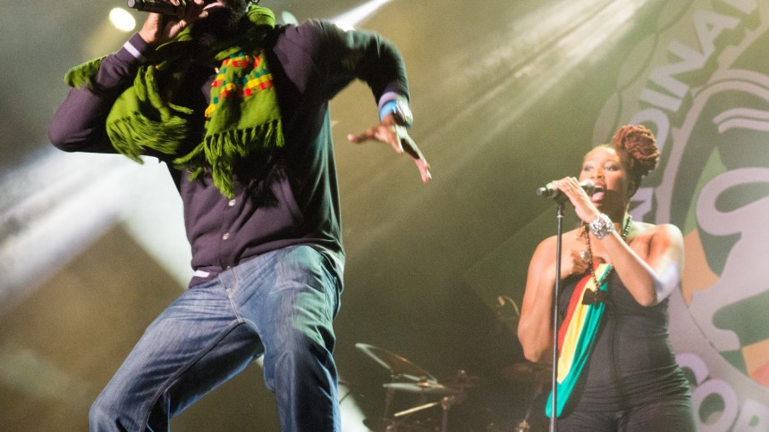 Junior Kelly: Scandinavia Reggae Festival
