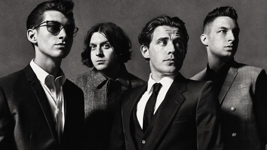 Arctic Monkeys till Sverige