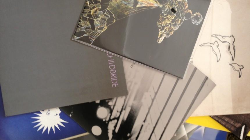 Ökad vinylförsäljning tack vare stora skivsläpp