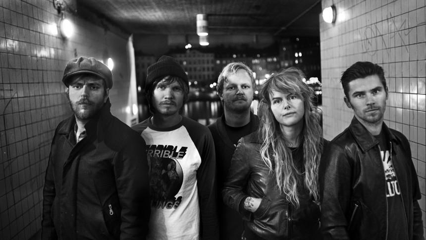 Hyllad punkrock på Rookiefestivalen