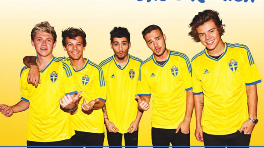 One Direction- Where We Are Tour 2014